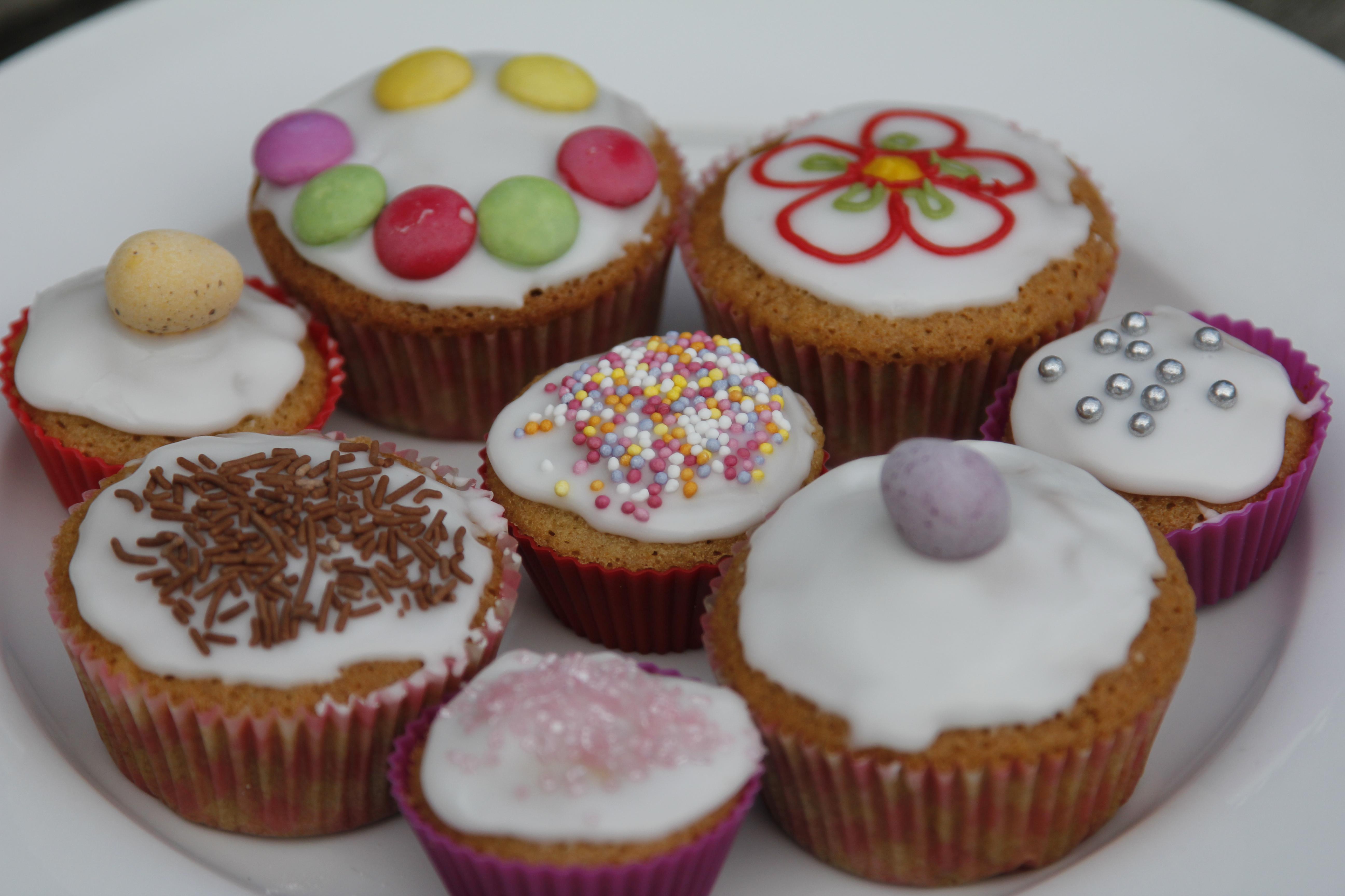 How Do You Make Fairy Cakes Rise
