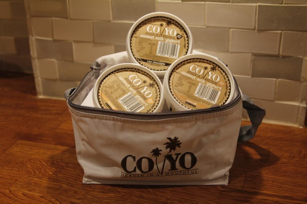 Heaven in a tub! CoYo coconut yoghurt review (1/4)
