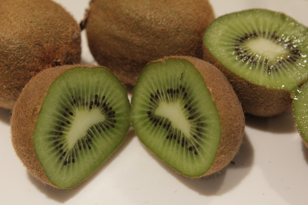 Kiwi loaf - dairy and gluten free and helps you sleep! (1/2)