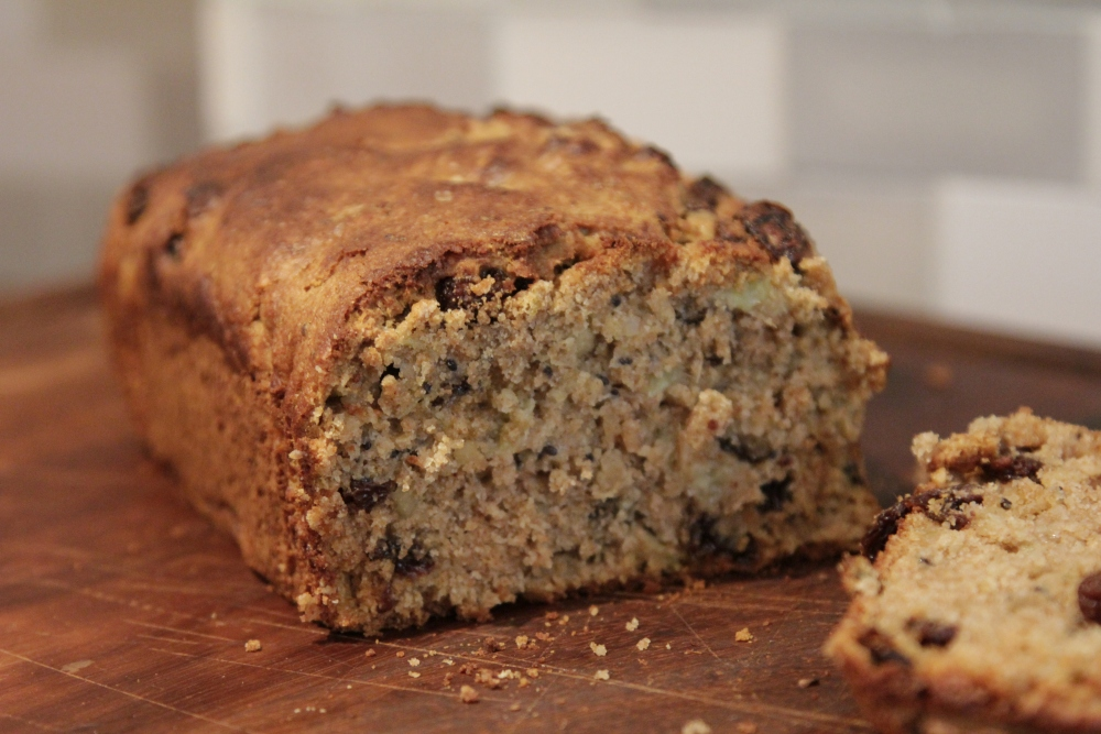 Kiwi loaf - dairy and gluten free and helps you sleep! (2/2)